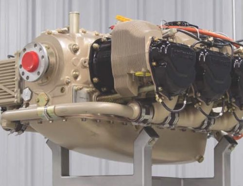 The Continental 520 Engine Series